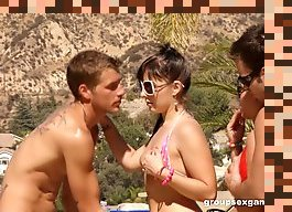 groupe sex on the beach